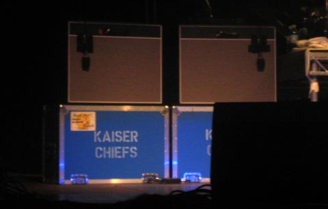 Kaiser Chiefs in Belgrade