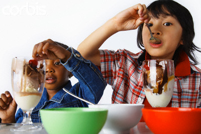 Deca balave na sladoled