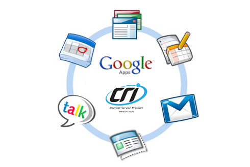 CRI nam donosi Google Apps!