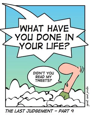 Twitter i Bog