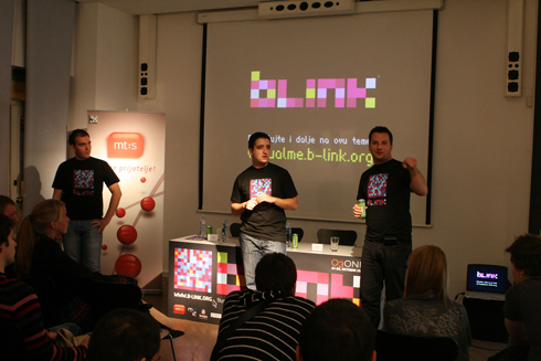 B-link 2008 - festival novih komunikacija